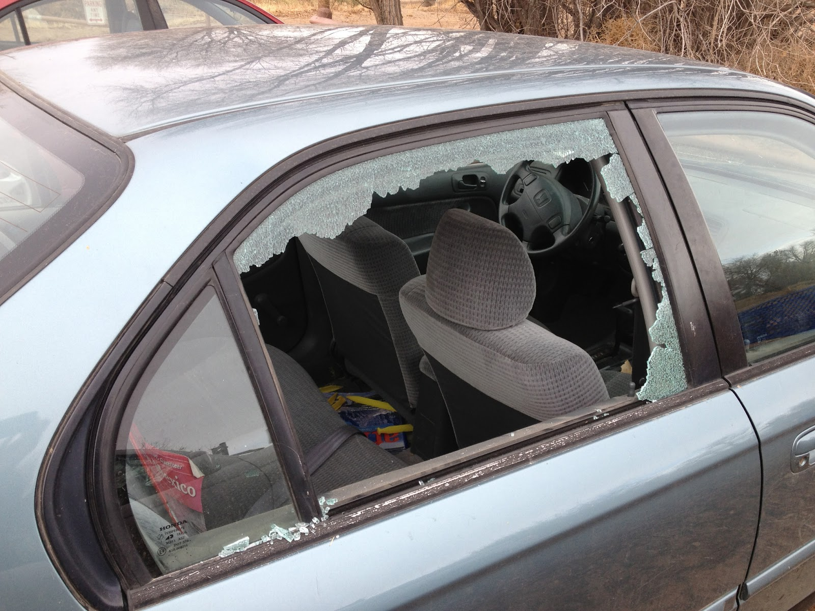 Its Broken Car Window Season Rnr Auto Glass