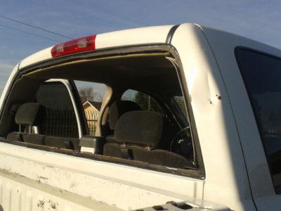 San Antonio Broken Rear Window Replacement