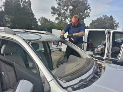 San Antonio Mobile Auto Glass Service